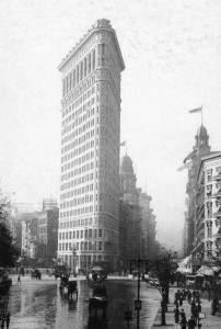 Flatiron Building, New York City, 1903