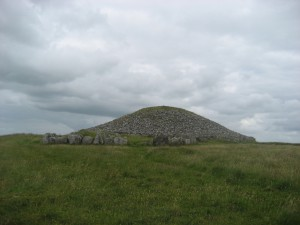 Loughcrew Cairn T